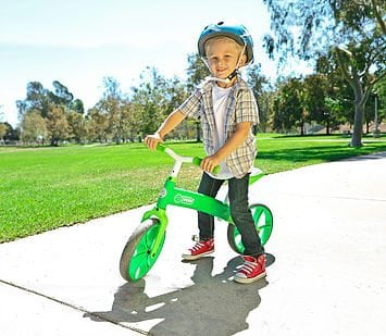 Y Velo Balance Bike by Yvolution