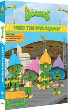 Doozers: Meet the Pod Squad! by NCircle Entertainment