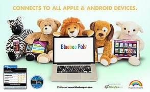 Bluebee Pals by Kayle Concepts LLC