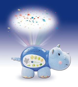 Lil' Critters Soothing Starlight Hippo by VTech