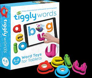 Tiggly Words by Tiggly - Kidtellect Inc.