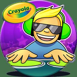Crayola DJ by Legacy Games