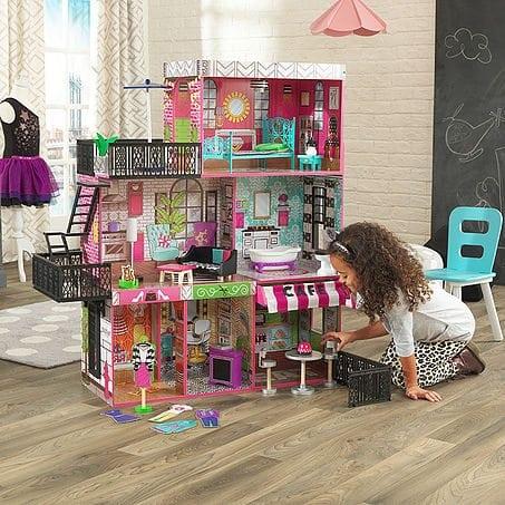 KidKraft's Brooklyn's Loft Dollhouse