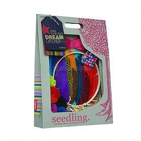Make Your Own Dream Catcher by Seedling