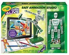 Crayola Color Alive Easy Animation Studio by Crayola