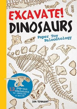 Excavate! Dinosaurs by Storey Publishing