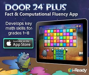 Door 24 Plus by Curriculum Associates