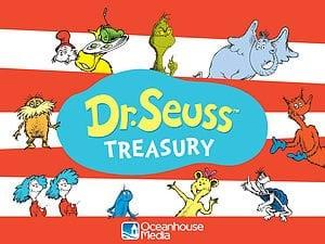 Dr. Seuss Treasury by Oceanhouse Media