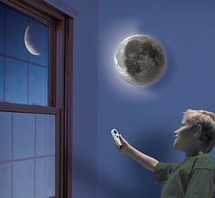 Super Moon In My Room by Uncle Milton Inc.
