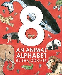 8: An Animal Alphabet by Orchard Books / Scholastic