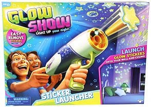 Glow Show Sticker Launcher by Moose Toys
