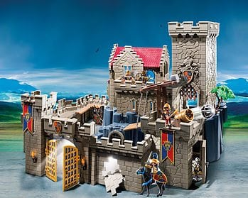Royal Lion Knight's Castle by PLAYMOBIL