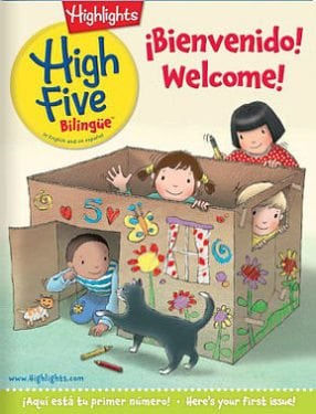 Highlights High Five Bilingüe by Highlights for Children, Inc.