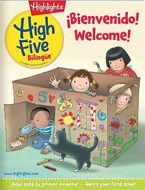 Highlights High Five Bilingüe by Highlights for Children, Inc.