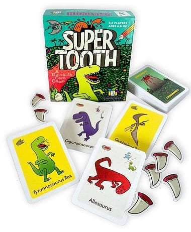 Super Tooth by Gamewright