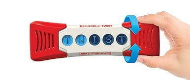 SCRABBLE TWIST Game by Hasbro, Inc