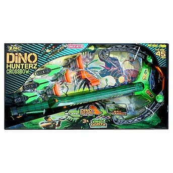 Dino Hunterz CrossBow by Zing