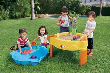 Treasure Hunt Sand & Water Table™ by MGA Entertainment