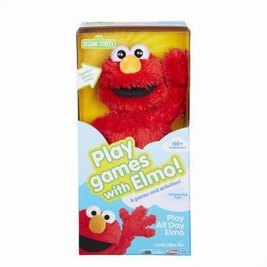 Playskool Sesame Street Play All Day Elmo by Hasbro/Playskool