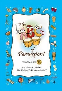 The ABC's of Percussion Children's Book
