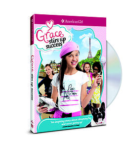 An American Girl: Grace Stirs Up Success DVD