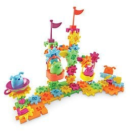 Gears! Gears! Gears! Pet Playland Building Set by Learning Resources