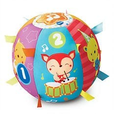 LIL' CRITTERS ROLL & DISCOVER BALL by VTech