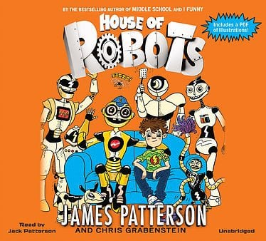 HOUSE OF ROBOTS by Hachette Audio
