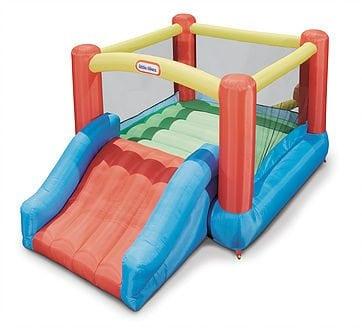 Jr. Jump 'n Slide Bouncer by MGA Entertainment