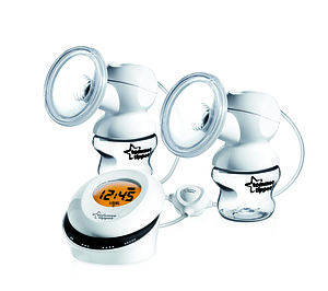 Tommee Tippee Closer to Nature Double Electric Breast Pump by Tommee Tippee