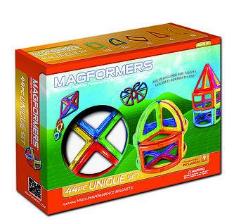 Magformers Unique 44Pc Set