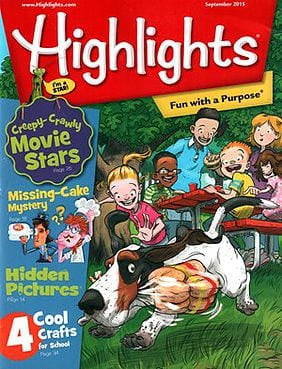 Highlights for Children, Inc. by Highlights for Children, Inc.