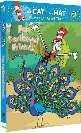 Cat in the Hat: Fun Feathered Friends by NCircle Entertainment