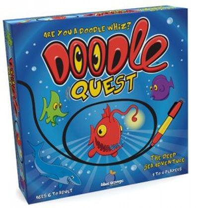 Doodle Quest by Blue Orange Games