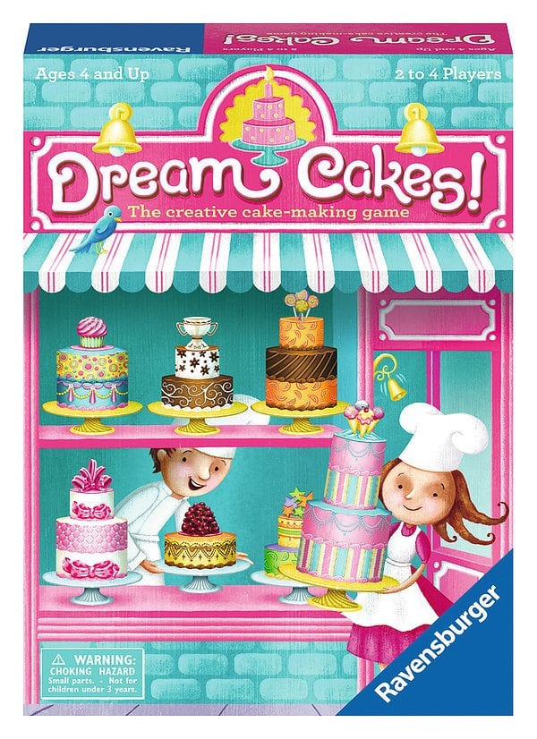 Dream Cakes by Ravensburger