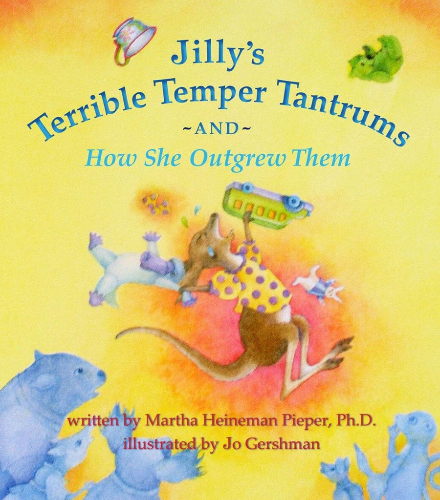 jilly terrible temper tantrums