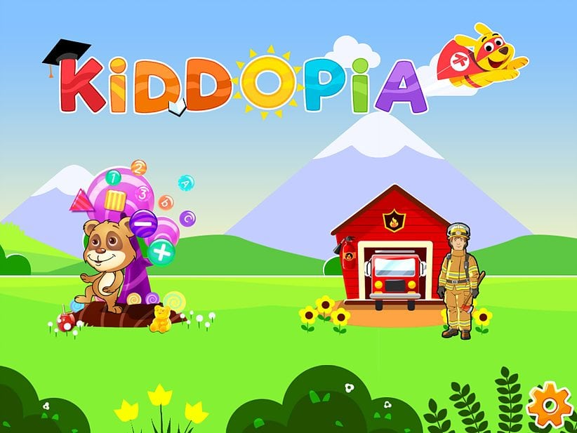 Kiddopia – Kids Learning Games