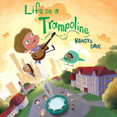 life on a trampoline CD