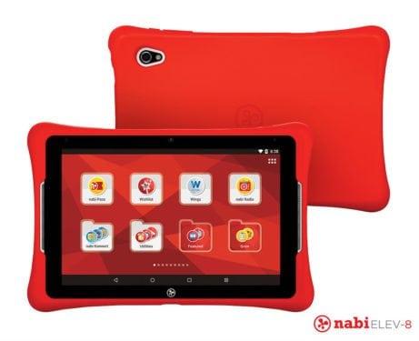 nabi Elev-8 by Mattel, Inc