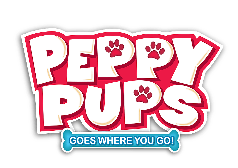 peppy pups by tpf toys