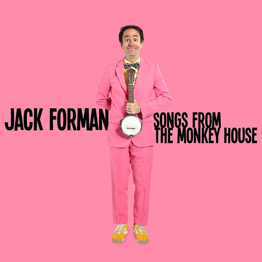 Songs from the Monkey House by Jack Forman CD