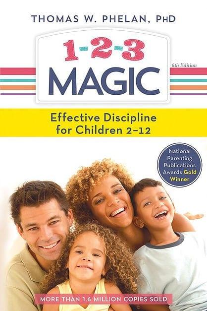 1-2-3 Magic: Effective Discipline for Children 2-12 by Sourcebooks, Inc.