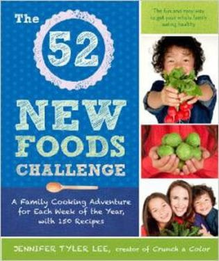 52 New Foods Challenge by by Avery Books | Penguin Random House