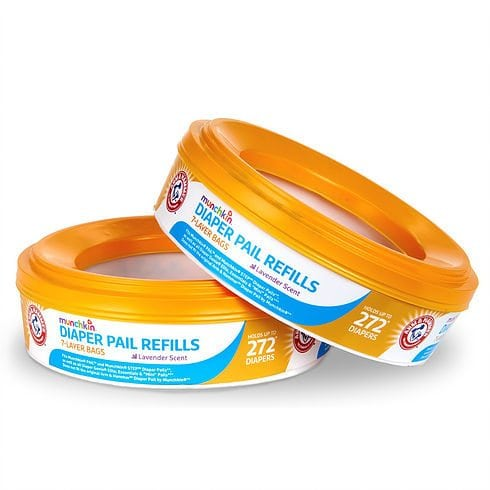 Arm & Hammer Diaper Pail Refill Rings by Munchkin