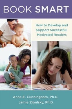 Book Smart- How to Develop and Support Successful, Motivated Readers by Oxford University Press