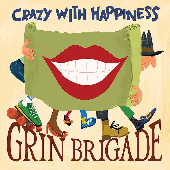 Crazy with Happiness by Song Wizard Records