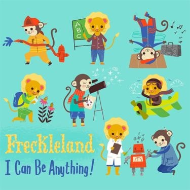 Freckleland-I-Can-Be-Anything-Cover-720