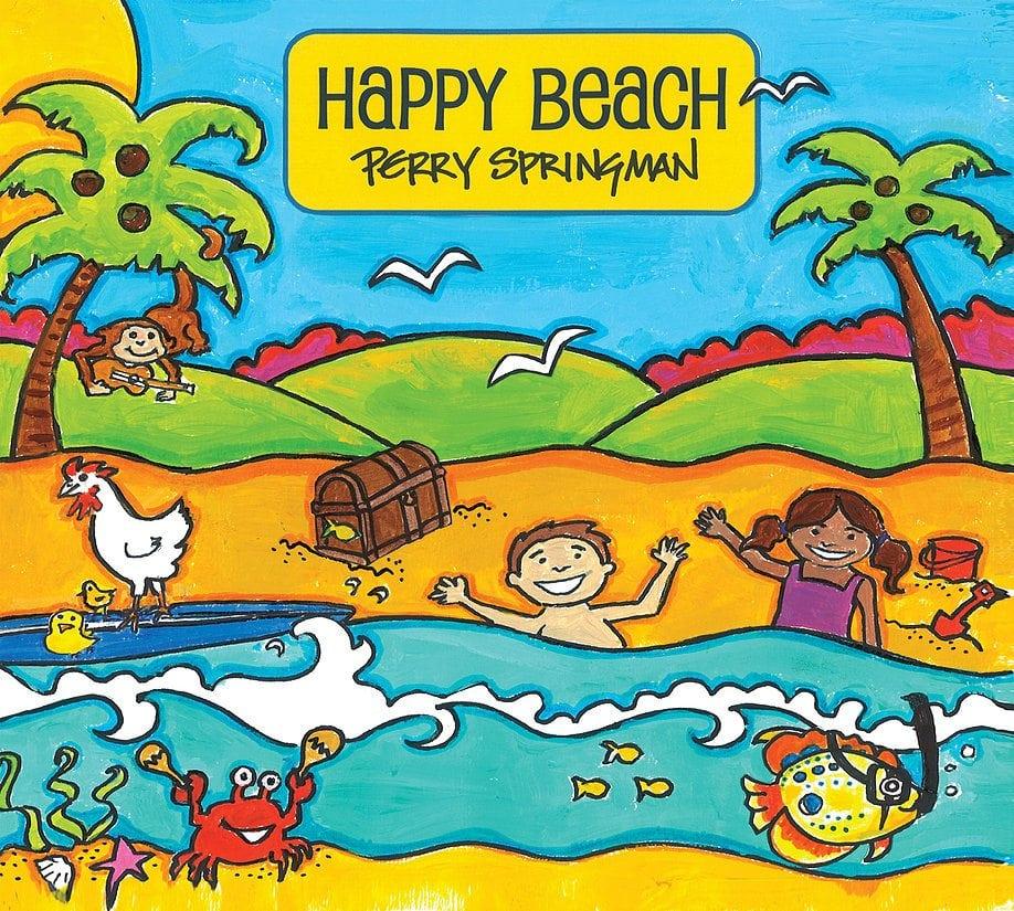 Happy Beach by Springman Music