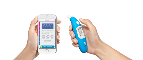 Kinsa Smart Ear Thermometer by Kinsa