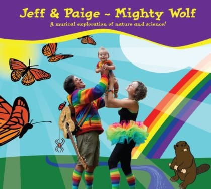 Mighty Wolf by Jeff & Paige